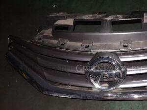 Решетка радиатора на Nissan Note E12