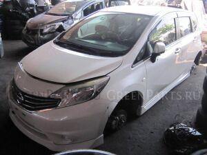 Бампер на Nissan Note E12 QAB