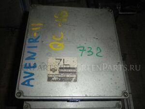 Блок управления двигателем на Nissan Avenir PW11 SR20DE 732 /