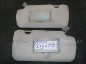 Козырек солнцезащитный на Nissan Cefiro A33 222 /