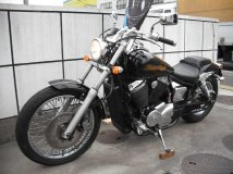 чоппер HONDA SHADOW SLASHER