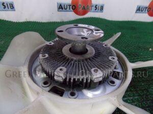 Вискомуфта на Toyota Mark II GX110 1G-FE