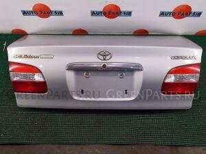 Крышка багажника на Toyota Corolla AE110, AE111 5A-FE