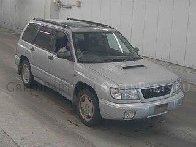 Подкрылок на Subaru Forester SF5 EJ20G