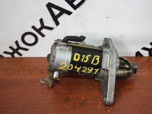 Стартер на Honda D15B 204 291