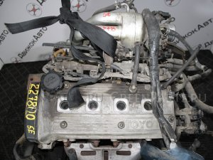 Двигатель на Toyota 5E-FE 227 800