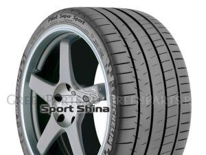 Шины Michelin Pilot Super Sport 245/35ZR20 всесезонные