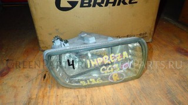 Туманка на Subaru Impreza GG3 2186