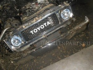 Nose cut на Toyota Land Cruiser BJ74 13BT