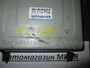 Блок efi на Mitsubishi Chariot N43W MD334790
