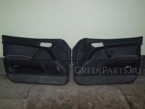 Обшивка дверей на Toyota Crown GS141