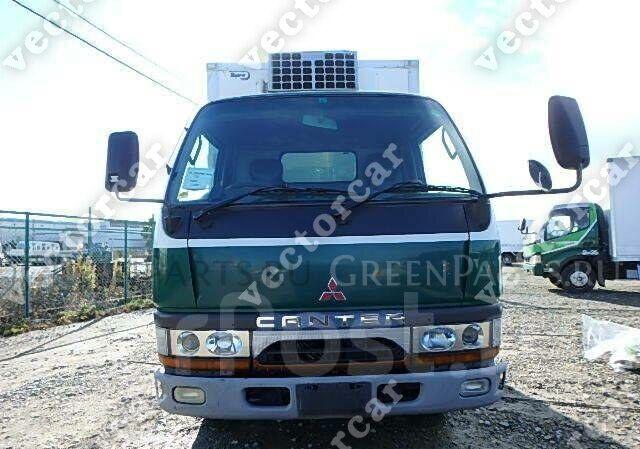 Бампер на Mitsubishi Canter FF658;FF659;FE658;FE659;FE662;FE667;FE668;FE669;FE