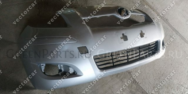 Бампер на Toyota Vitz KSP90;NCP91;NCP95;SCP90
