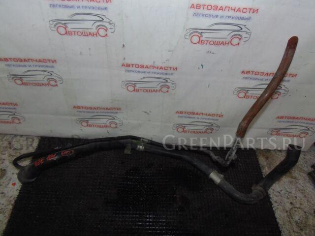 Горловина топливного бака на Toyota Corolla NZE121