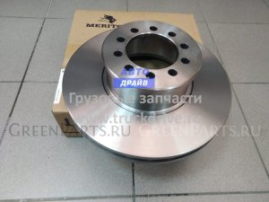 Тормозной диск MERCEDES