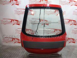 Крышка багажника на Hyundai Tiburon
