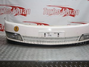 Бампер на Nissan Teana