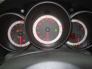 Спидометр на Mazda Axela BK3P