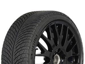 Шины Michelin Pilot Alpin 5 SUV 255/55R18