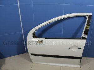 Дверь на Peugeot 207 (2006-2013)