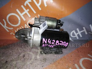 Стартер на Bmw 3-SERIES E46 N42B20A bosch 0001108196