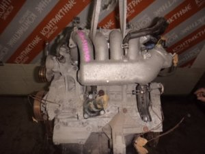 Двигатель на Honda Odyssey RB1 K24A с ЕГР