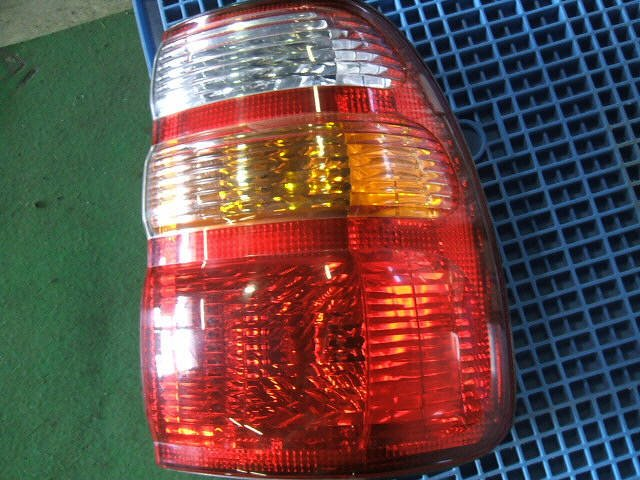 Стоп на Toyota Land Cruiser HDJ101K 60-70