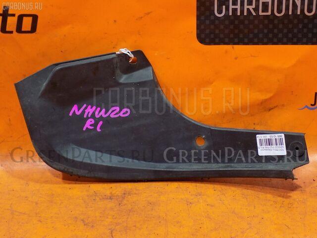 Подкрылок на Toyota Prius NHW20 1NZ-FXE