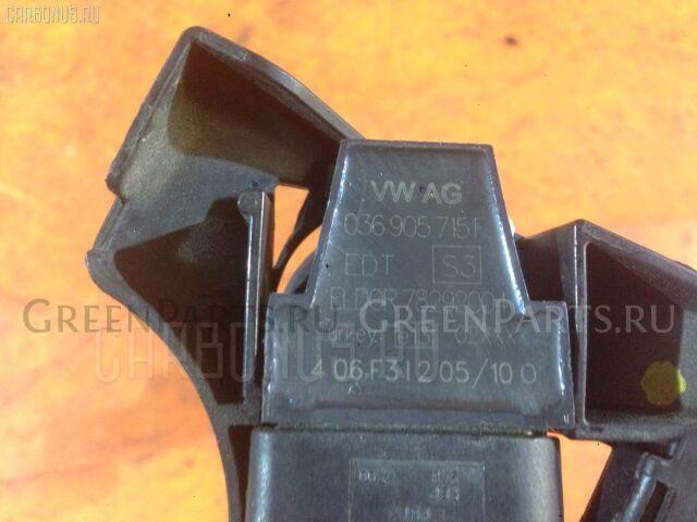 Катушка зажигания на Volkswagen GOLF VI 5K1 CAVD, CAXA, CGGA, CNWA, CTHD, CTKA