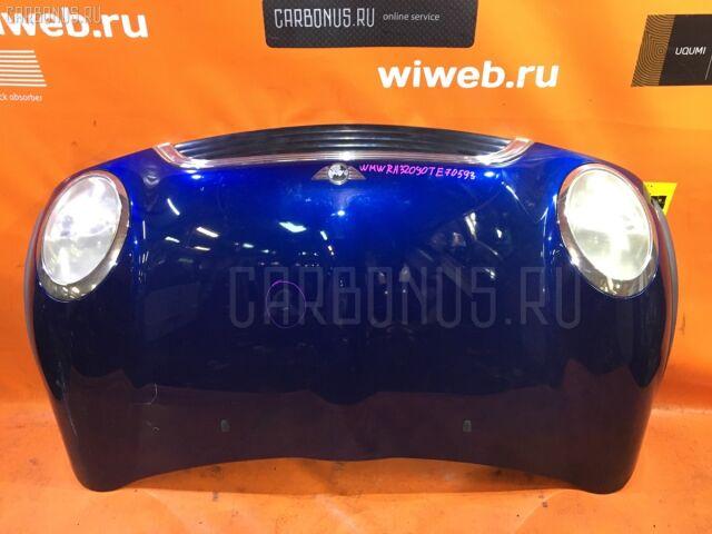 Капот на Mini Cooper R50