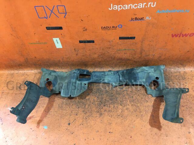 Защита двигателя на Honda Civic EU4 D17A