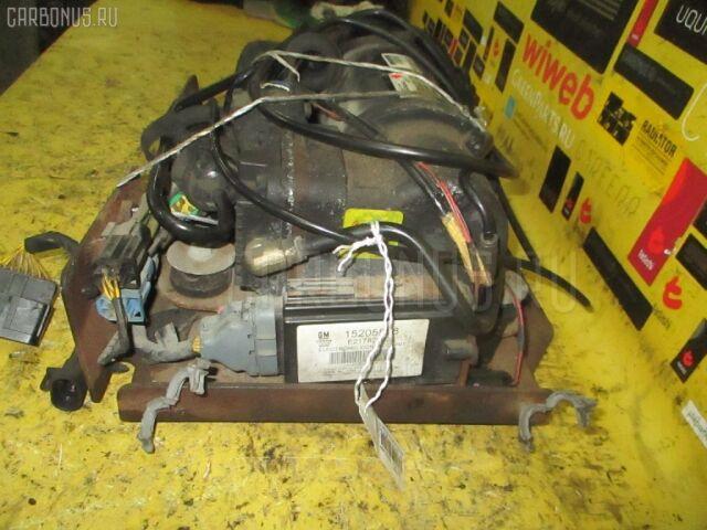 Компрессор подвески на Hummer H2