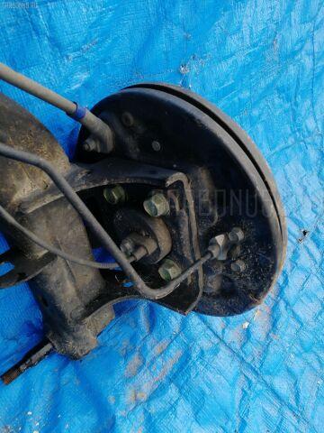 Балка подвески на Suzuki Swift ZC72S K12B