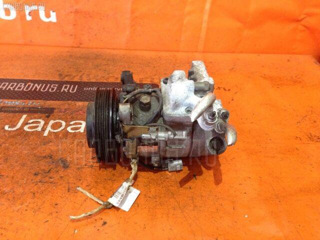 Компрессор кондиционера на Toyota Cresta JZX100 1JZ-GE