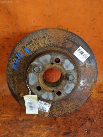 Тормозной диск на Toyota Opa ACT10 1AZ-FSE