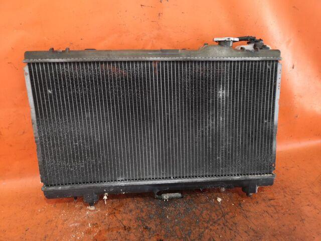 Радиатор двигателя на Toyota Raum EXZ10 5E-FE