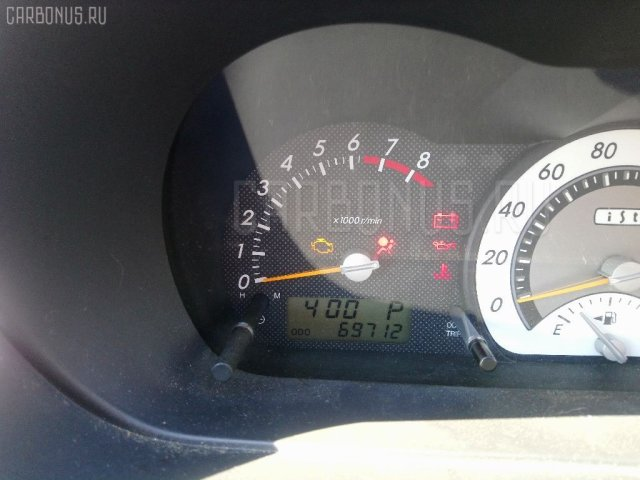 Крепление капота на Toyota Ist NCP60