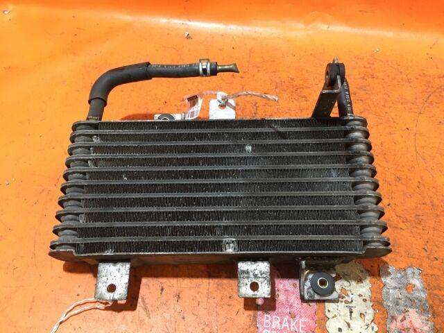 Радиатор автоматической кпп на Nissan Elgrand ATE50 ZD30DDTI