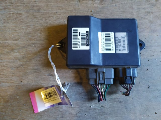 Блок управления инжекторами на Mitsubishi Dion CR5W 4G93