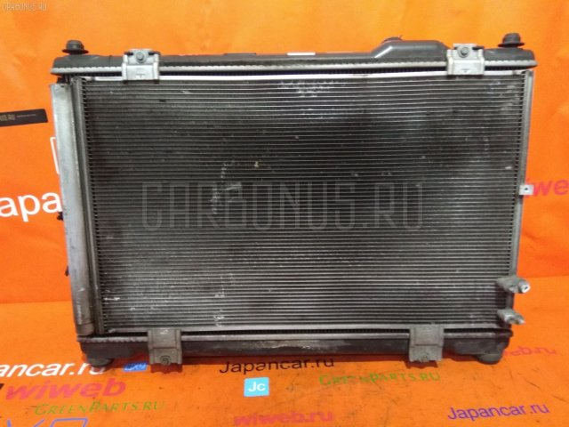 Радиатор двигателя на Toyota Crown GRS182 3GR-FSE