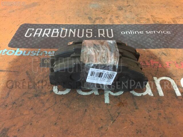 Тормозные колодки на Honda Odyssey RA5 J30A