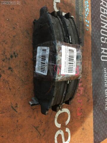 Тормозные колодки на Nissan Serena PC24 SR20DE