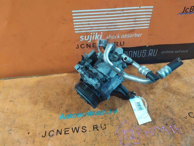 Компрессор кондиционера на Subaru Forester SH5 EJ204