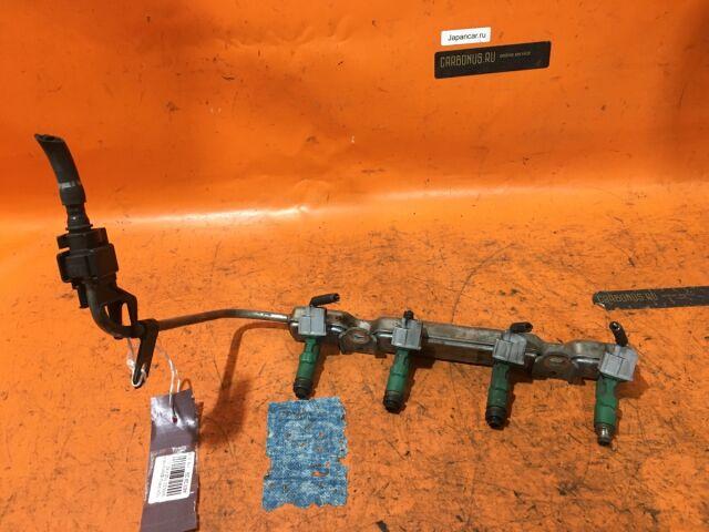 Форсунка инжекторная на Toyota Corolla Fielder NZE121G 1NZ-FE
