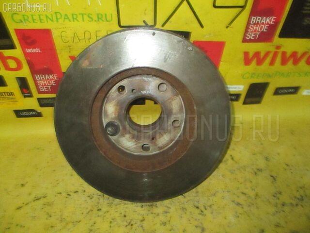 Тормозной диск на Toyota Verossa GX110