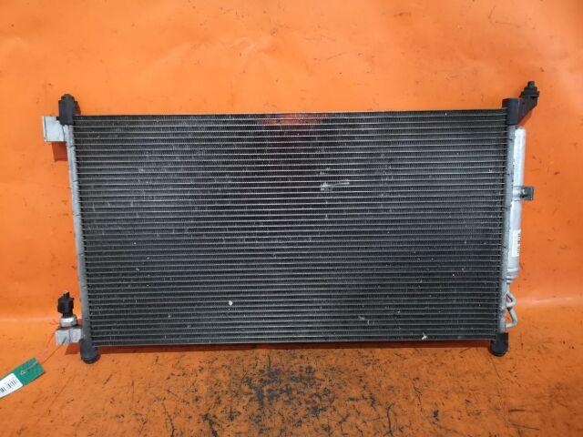 Радиатор кондиционера на Nissan Tiida Latio SC11, SJC11, SNC11, SZC11 HR15DE, HR16DE, MR18DE