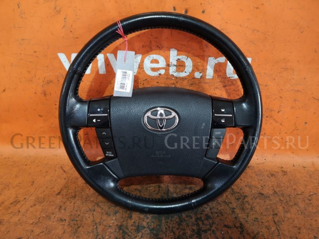 Руль на Toyota Mark X GRX120