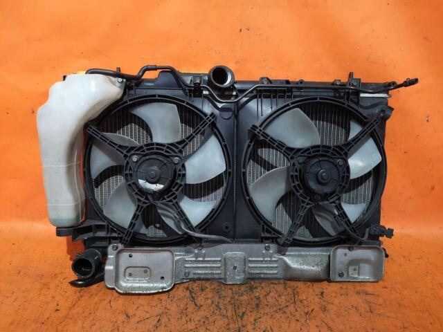 Радиатор двигателя на Subaru Legacy Wagon BH5 EJ206