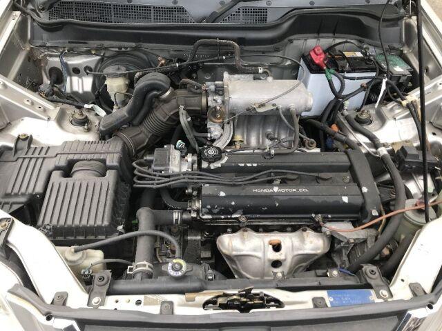 Шланг гидроусилителя на Honda CR-V RD1 B20B