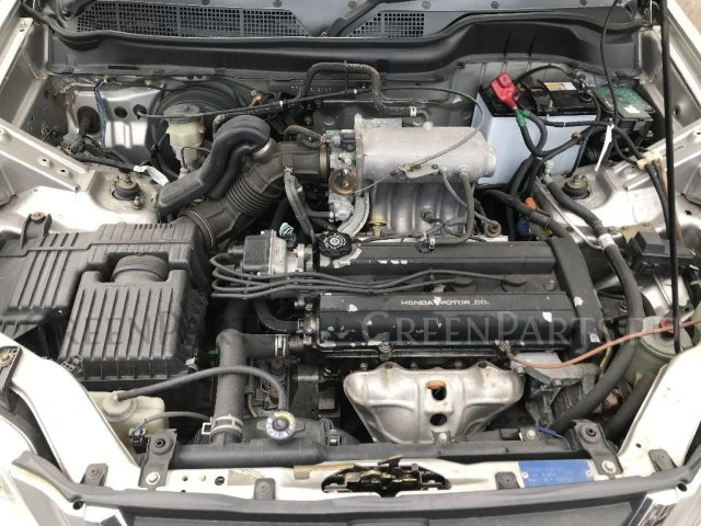 Радиатор кондиционера на Honda CR-V RD1 B20B